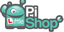 Little Pi  Shop full colour logo