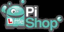Little Pi  Shop full colour logo
